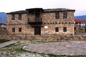 Куќата на Блаже Конески во Небрегово